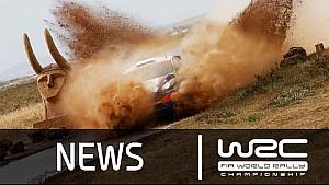 WRC - Rally Italia Sardegna 2015: Stages 16-18