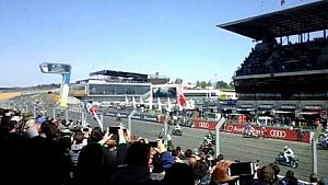 24 Hours of Le Mans Moto Start