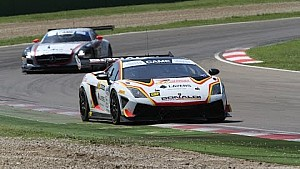 Onboard: Pole Position at Imola in a Lamborghini Gallardo Super Trofeo
