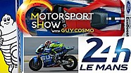 Le Motorsport Show avec Guy Cosmo - Ep.12
