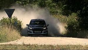 Drive DMACK Fiesta Trophy Poland 2015: Saturday Highlights
