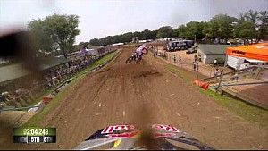 OnBoard with Ken Roczen at Red Bud