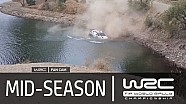 WRC 2015: Mid-season Highlights Clip