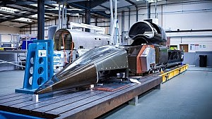 Building BLOODHOUND SSC - in 90 seconds