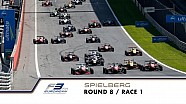 22nd race of the 2015 season / 1st race at Spielberg