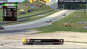 Porsche GT3 Cup Challenge USA by Yokohama - Road America Broadcast