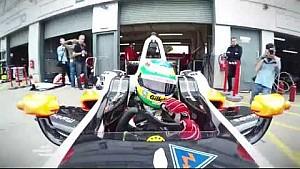Inside track: final Donington test
