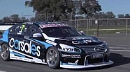 Alex Buncombe returns to Australia for Nissan V8 test