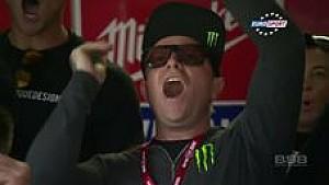 Andy Reid in massive Supersport crash