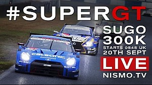 SUPER GT full race - 2015 RD.6 - SUGO - JAPAN