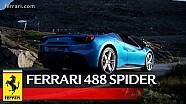 Dans les coulisses du photoshoot de la Ferrari 488 Spider en Norvège