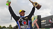 Antron Brown wins again in St. Louis #NHRA