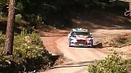 From the grandstand: Maximum attack Rally France