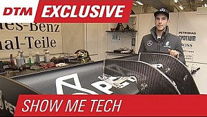 Aerodynamics Explained w/ Christian Vietoris – Show Me Tech! – DTM Nürburgring 2015