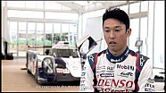 Kazuki Nakajima talks about TOYOTA Barista Movie and how TOYOTA HYBRID system works