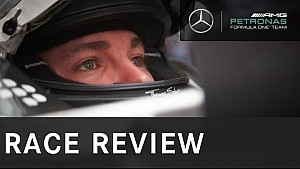 Nico Rosberg sums up his Russian Grand Prix in Sochi