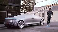 Mercedes fête la journée Retour vers le Futur! (2/3)