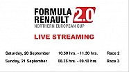 Formula Renault 2.0 NEC - Race 2 - Nurburgring - English