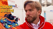 Nick Heidfeld Discusses Huge Season 1 Crash - (Beijing ePrix)
