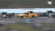 Big wreck in finals laps at Talladega