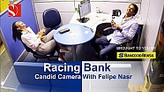 الكامير الخفيّة: فيليبي نصر موظفًا في البنك