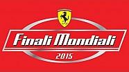 Final Mundial do Ferrari Challenge Coppa Shell