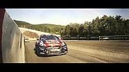 World RX - La saison du team Peugeot-Hansen
