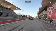 6 Heures de Bahreïn - Souci technique pour la Porsche n°17