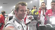 Sébastien Loeb gets emotional in his last WTCC race