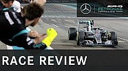 Nico Rosberg - F1 season review 2015