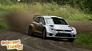 Sébastien Ogier PET for Rally Finland 24.7.2015
