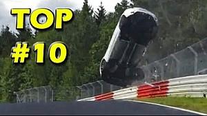 Nordschleife Crash compilation