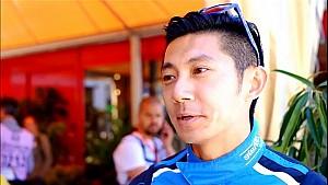Ho-PinTung Pilote Pegasus Racing Team Total 24 Heures du Mans 2015