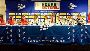 Class Winners Press Conference - 4 Hours of Estoril