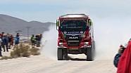 داكار 2016 - الفائز في المرحلة السادسة عن فئة الشاحنات