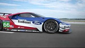Marino Franchitti - Ford GT FIA World Endurance Championship Driver