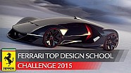 Manifesto project - Ferrari Top Design School Challenge 2015