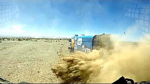 Dakar 2016 - Stage 11 San Juan (Eurol VEKA MAN Rally Team)