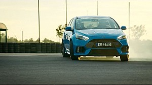 All new Focus RS - Drive Modes Explained
