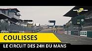 Motorsport.com France en visite au Circuit des 24 Heures du Mans