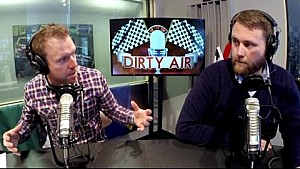 Dirty Air: Tony Stewart and NASCAR's Historic Announcement