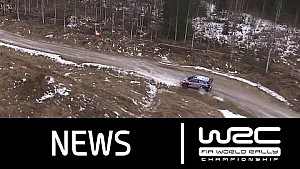 Rally Sweden 2016: Stages 1-4