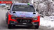 Rally Sweden Day Three  - Hyundai Motorsport 2016