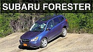 2016 Subaru Forester - Review & Offroad Test Drive