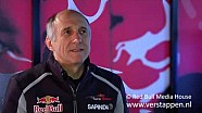 Interview with Franz Tost at the Barcelona test, 01/03/2016