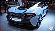 FIRST LOOK: McLaren 570GT and Carbon P1 - Geneva 2016