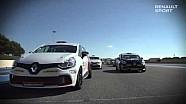 Présentation Technique - Coupe de France Renault Clio Cup