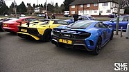 SCD Run in the 675LT to Romans International - 918, SV, P1