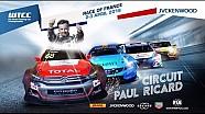 Apertura de la temporada WTCC: Ven a Paul Ricard
