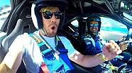 GoPro Onboard: BMW i8 Long Beach Lap w/ Austin Stowell! - Formula E